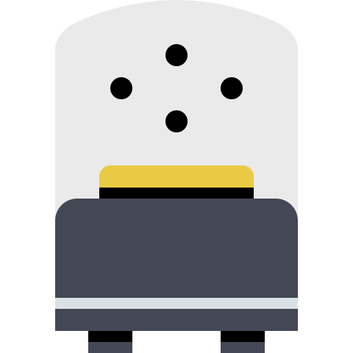 Bed Single, Holidays, Buildings Icon