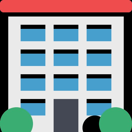 Building Small, Building, Estate Icon