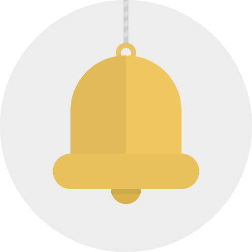 Bell, Christmas, Jingle Icon