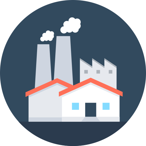 Factory Icon With PNG and Vector Format for Free Unlimited ...