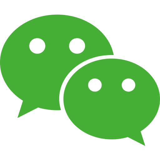 Social, Wechat, Social Application Icon