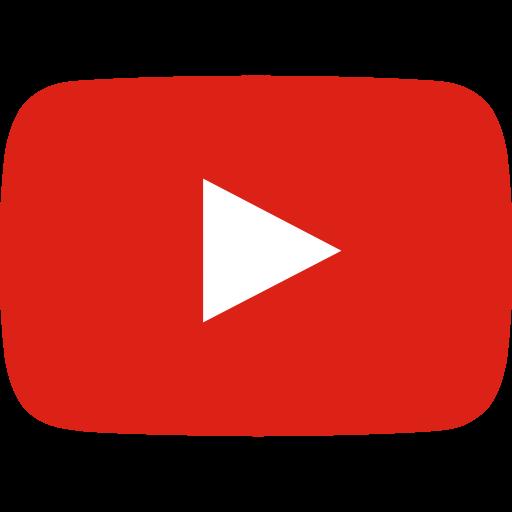 Logo Youtube, Flat, Youtube Icon