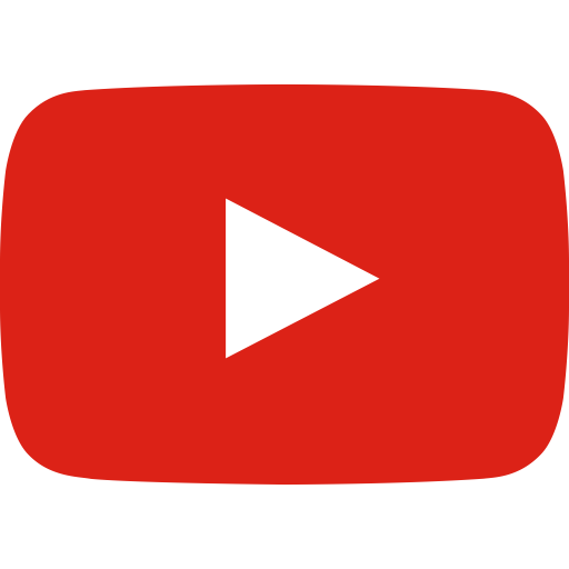 Logo Youtube, Flat, Youtube Icon