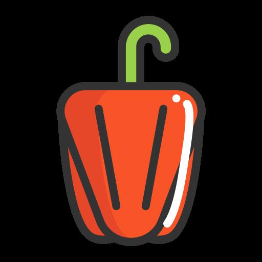 Bellpepper, Pepper, Bell Pepper Icon