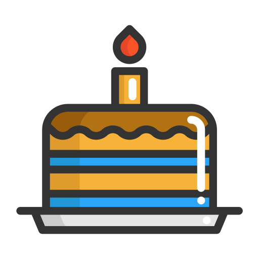 Birthdaycake, Birthday Cake, Cake Icon