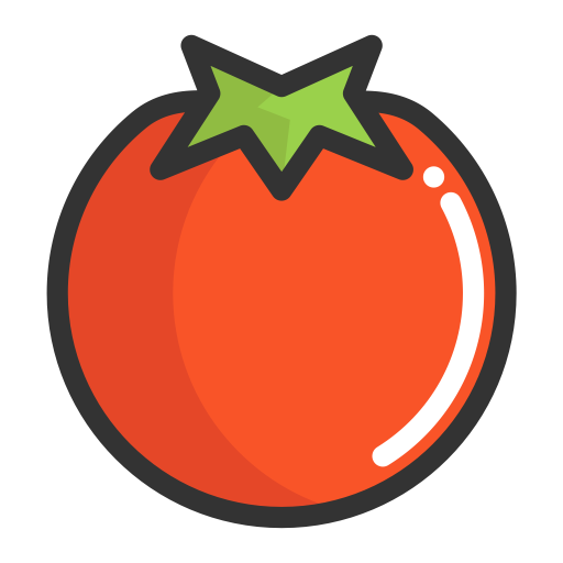 Tomato, Tomatoes, Fruits Icon