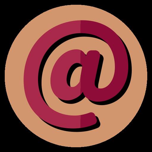 Icon, Multicolor, Business Affairs Icon
