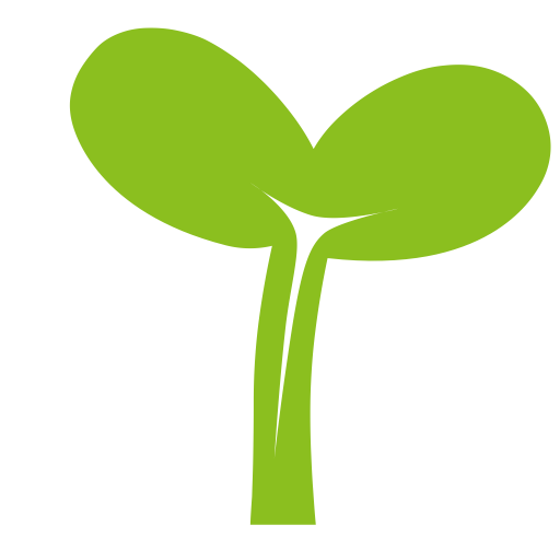 Sapling, Grow, Harvest Icon