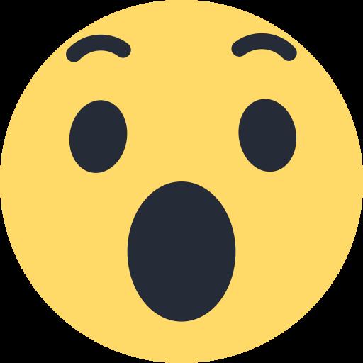 Emoji   Wow Icon