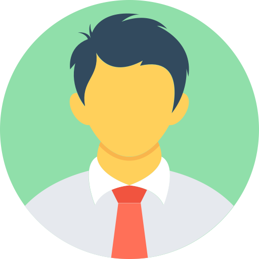 Man, Person, Setting Icon
