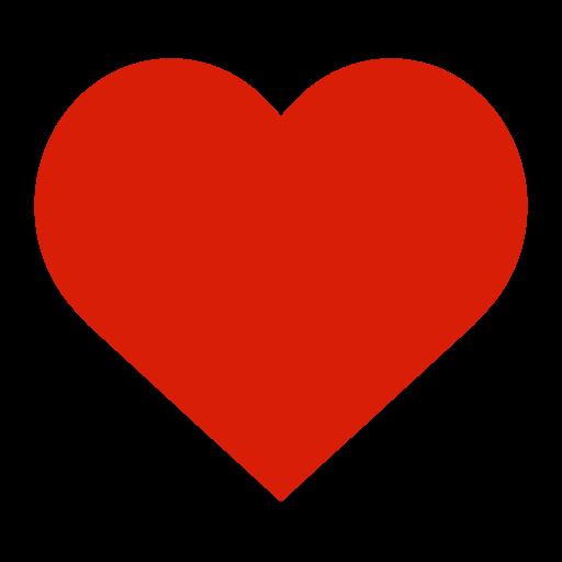 Heart-like-love Icon