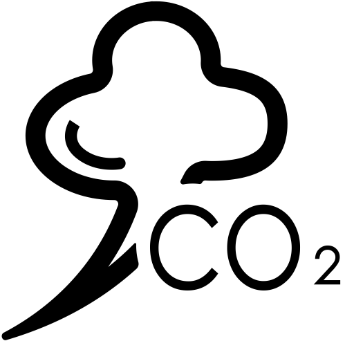 Carbon dioxide carbon footprint environment icon with png and carbon dioxide carbon dioxide co2 emissions icon maxwellsz