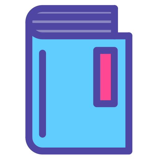 Books, Library, Occupied Icon