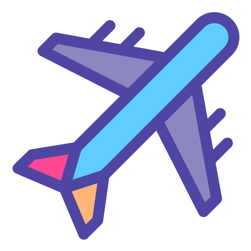 Aircraft, Device, Drone Icon