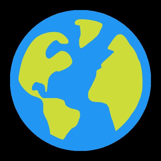 Globe, Internet Globe, Laptop Icon
