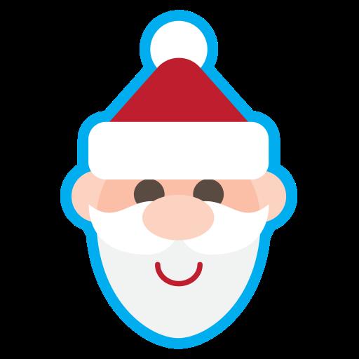Christmas, Fill, Flat Icon