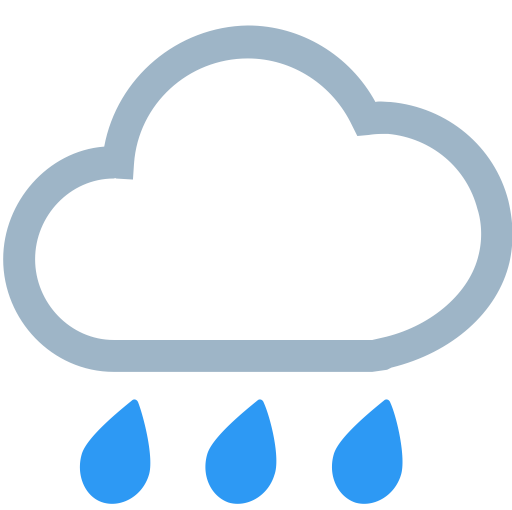Six, Heavy Rain, Storm Icon