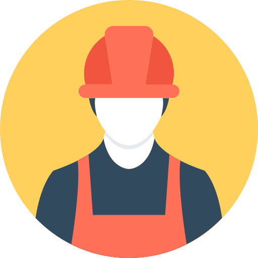 Worker, Co Worker, Consultant Icon