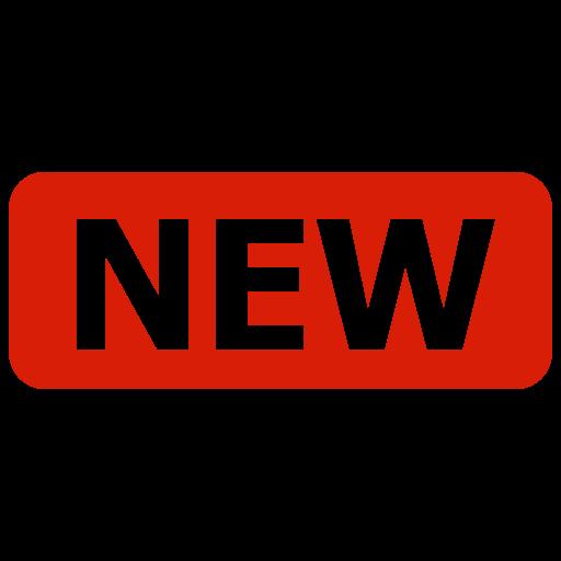 New, News, Plus Icon