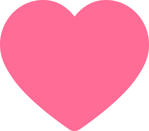 Heart, Love, Phone Receiver Icon