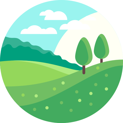 Forest, Leaf, Nature Icon