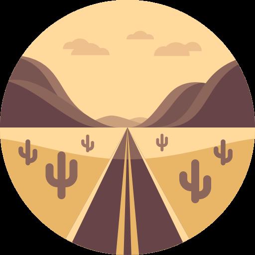 Desert, Egypt, Giza Icon