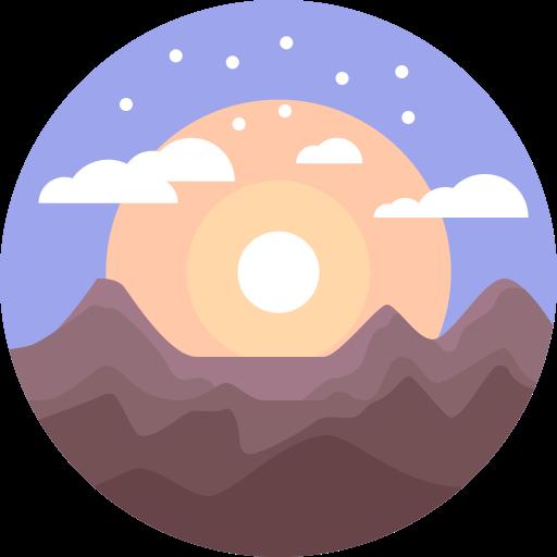 Mountain  2, Mountain, Mountainview Icon