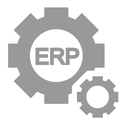 in icon erp icon png and vector for free download pngtree
