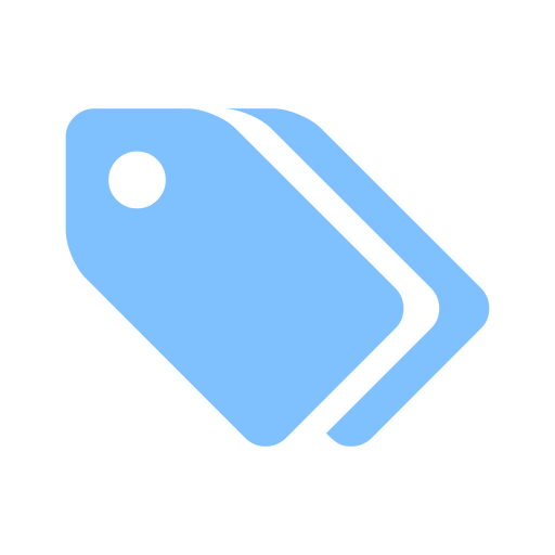Coupon, Discount, Label Icon
