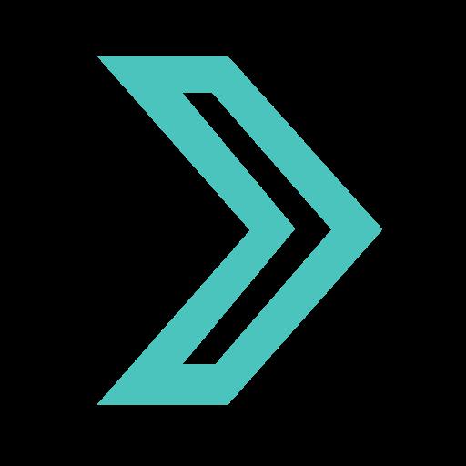 Arrow Pointing, Center, Inwards Icon