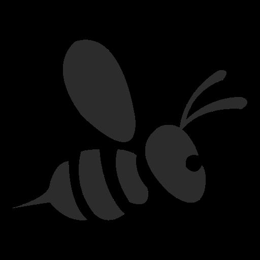 Iconfont Xiaomifeng, Bee, Beekeeping Icon