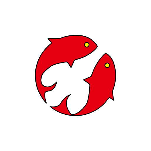 Fish, Healthy, Meal Icon