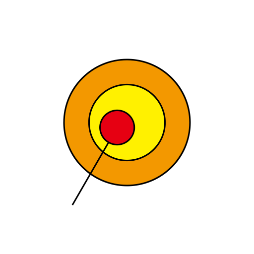 Gong, Instrument, Media Player Icon
