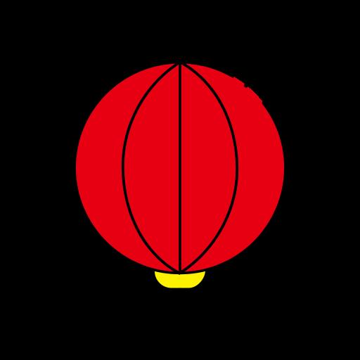 Lantern, Light Icon