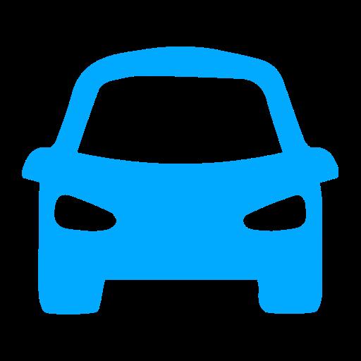 Vehicle-construction-vehicle-golf-car Icon