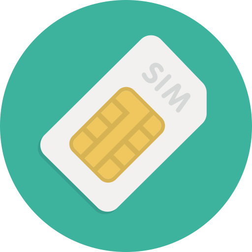 sim card  sim icon with png and vector format for free