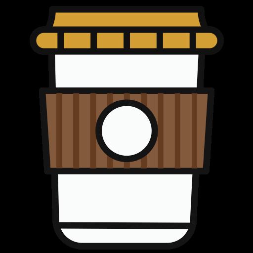 Starbucks, Multicolor, Lovely Icon
