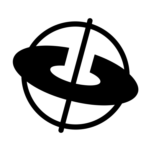 Gyroscope, Top, Turntable Icon