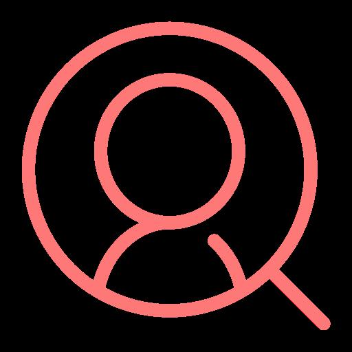 recruit recruitment resume icon - Resume Icon