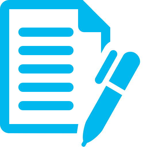 Electronic Signature Agreement Agreement Signature Content Icon