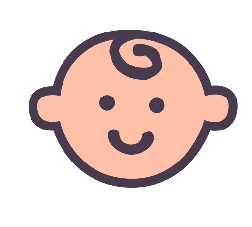 Personal-information-baby-name-personal-profile Icon