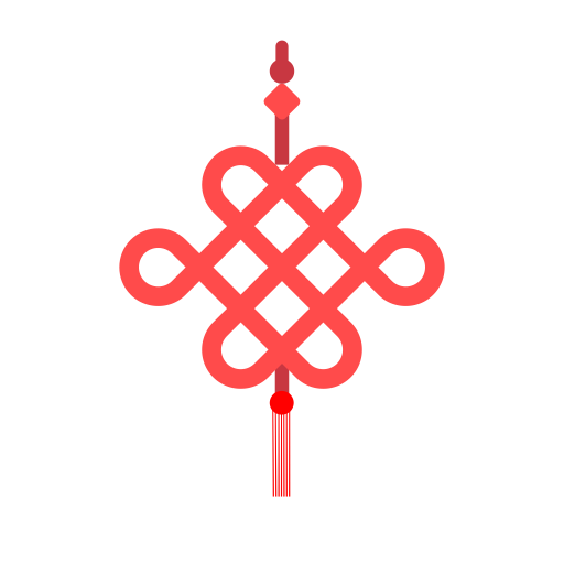 Chinese Knot, Knot, Slipknot Icon