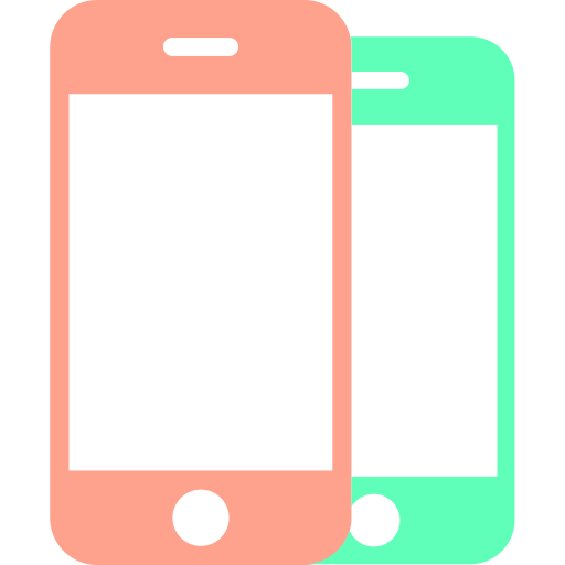 Mobile Phone, Phone, Record Video Icon