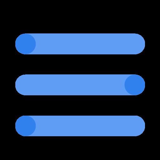 Menu, Navigation, Special Icon
