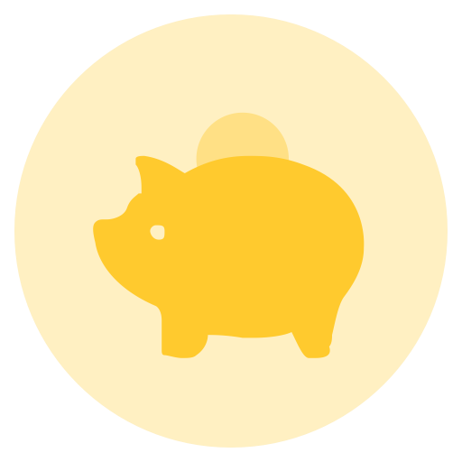Conduct Financial Transactions, Financial, Graph Icon