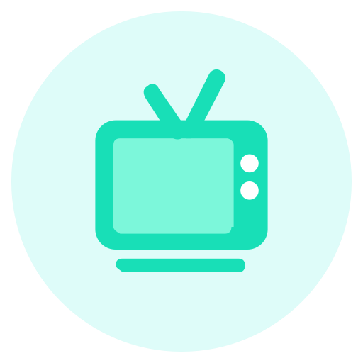 Cable Tv, Display, Lcd Tv Icon