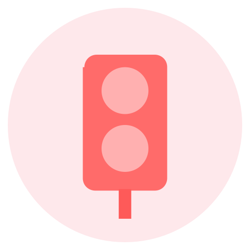 Traffic Penalty, Traffic, Traffic Sign Icon