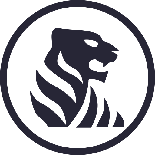 Tiger Icon With PNG an...