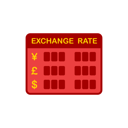 Exchange Rate Symbol Commerce Icon Png And Vector For Free