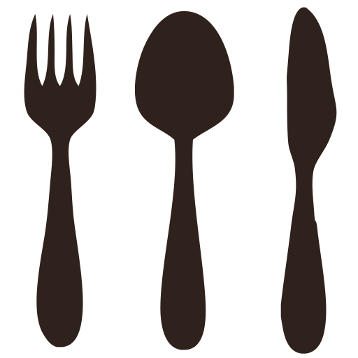 Knife And Fork,  Western Food, Restaurant Icon